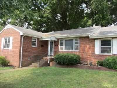 Henrico Single Family Home For Sale: 404 N Daisy Avenue