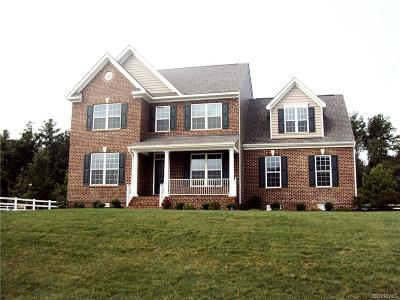 Chester Single Family Home For Sale: 10830 Ashley Oak Terrace