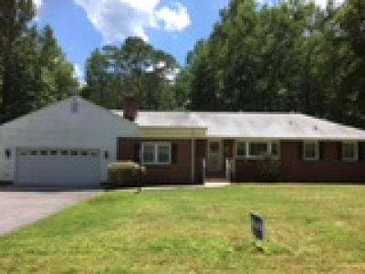 Richmond Single Family Home For Sale: 5601 Darbytown Road