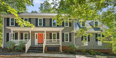 Chester Single Family Home For Sale: 6451 Glebe Point Road