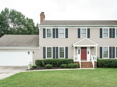 Colonial Heights Single Family Home For Sale: 3213 Longhorn Drive