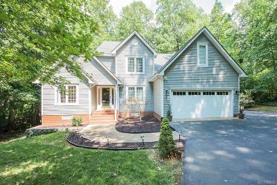 Midlothian Single Family Home For Sale: 14009 Harbour Pointe Road