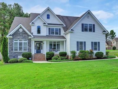 Chesterfield Single Family Home For Sale: 16001 Longlands Road