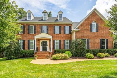 Chester Single Family Home For Sale: 14118 Cotesworth Way