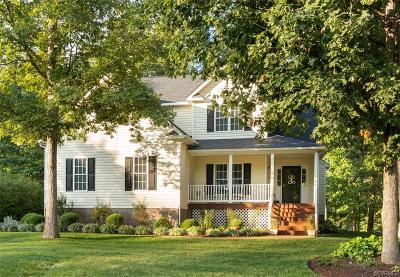 Chester Single Family Home For Sale: 13024 Boggs Circle