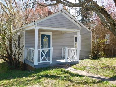 Single Family Home For Sale: 2026 Dupuy Road