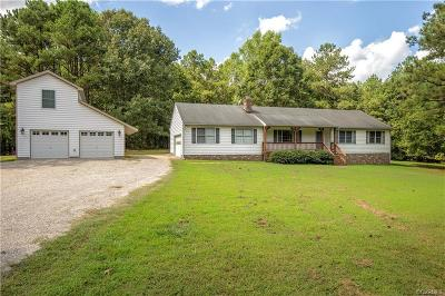 Single Family Home For Sale: 4811 N Warriner Road