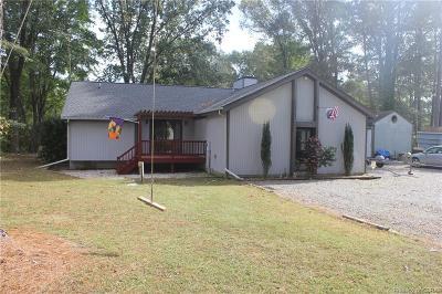 Mathews Single Family Home For Sale: 46 W Cove View Drive