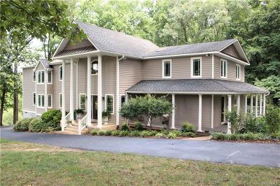 Midlothian Single Family Home For Sale: 12410 Bailey Bridge Road