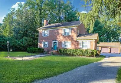 Hopewell Single Family Home For Sale: 719 Mansion Drive