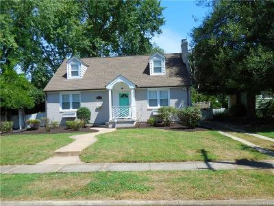 Single Family Home For Sale: 1657 Monticello Street
