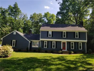 Midlothian Single Family Home For Sale: 13621 Thorngate Road
