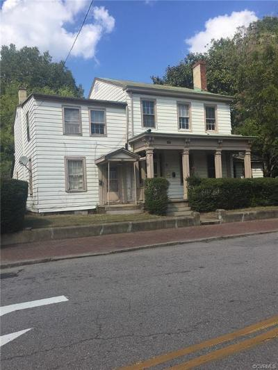 Single Family Home For Sale: 709 High Street