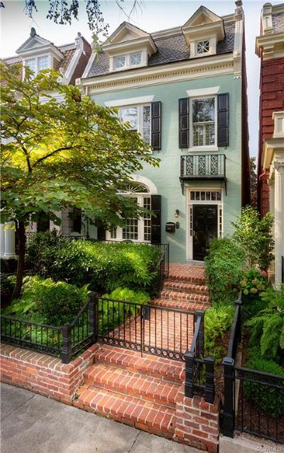 Richmond Single Family Home For Sale: 1829 Hanover Avenue