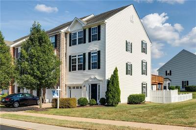 Hanover County Condo/Townhouse For Sale: 8123 Belton Circle