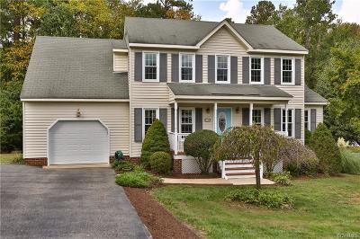 Chesterfield County Single Family Home For Sale: 7313 Whirlaway Drive