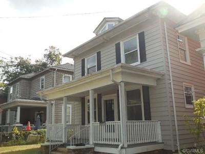 Single Family Home For Sale: 414 Clinton Street