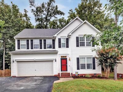 Henrico County Single Family Home For Sale: 1816 Greenwood Glen Drive