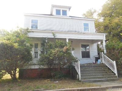 Single Family Home For Sale: 44 Corling Street