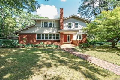 Henrico Single Family Home For Sale: 8010 Thom Road