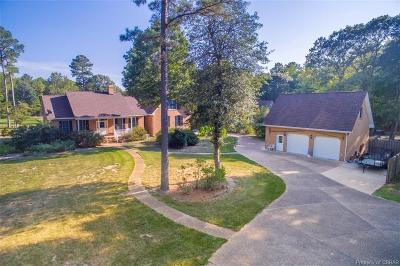 Single Family Home For Sale: 99 W Riverboat Lane