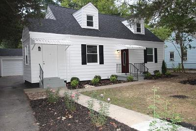 Chesterfield County Single Family Home For Sale: 6711 Strathmore Road