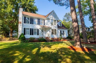 Single Family Home For Sale: 9226 Fair Hill Court