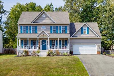 Chester Single Family Home For Sale: 5624 Hereld Green Drive