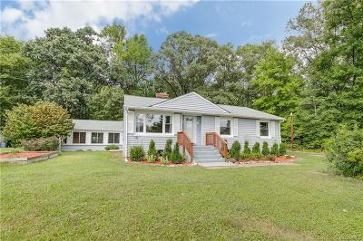 Hanover County Single Family Home For Sale: 5526 Pole Green Road