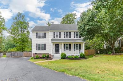 Henrico Single Family Home For Sale: 2628 Hillgate Court
