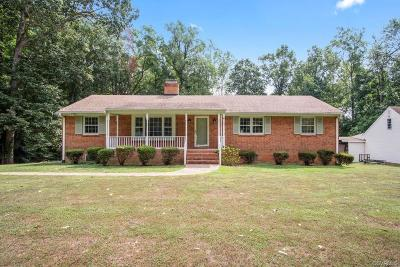 Chester Single Family Home For Sale: 12201 Old Bailey Bridge Road
