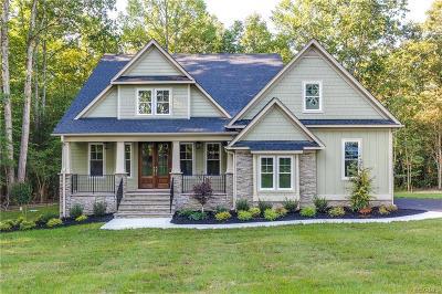Hanover Single Family Home For Sale: 7519 Madison Estates Drive