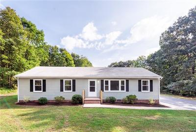 Powhatan County Single Family Home For Sale: 2724 Briarpatch Lane