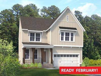 Chesterfield Single Family Home For Sale: 8113 Timberstone Drive
