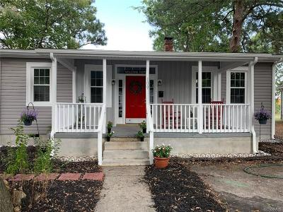 Hopewell Single Family Home For Sale: 109 S 4th Avenue