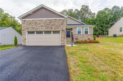 Chesterfield Single Family Home For Sale: 912 Vickilee Road