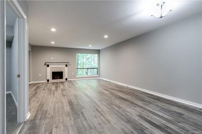Chesterfield Condo/Townhouse For Sale: 10286 Iron Mill Road