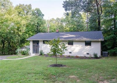 Chesterfield Single Family Home For Sale: 7638 Redbud Road
