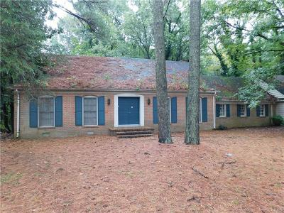 Single Family Home For Sale: 3301 Lancelot Road