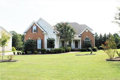 Chester Single Family Home For Sale: 11819 Middlecoff Drive