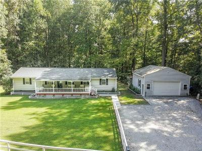 Hanover County Single Family Home For Sale: 9118 Epps Road