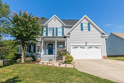 Hanover County Single Family Home For Sale: 11029 Milestone Drive