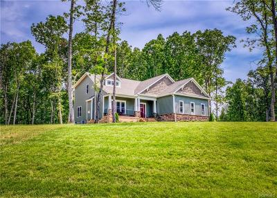 Powhatan County Single Family Home For Sale: 5 Lewis Lane