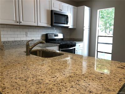 Chesterfield Condo/Townhouse For Sale: 10246 Iron Mill Road