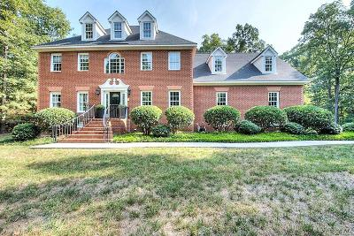 Goochland Single Family Home For Sale: 717 Manakin Road