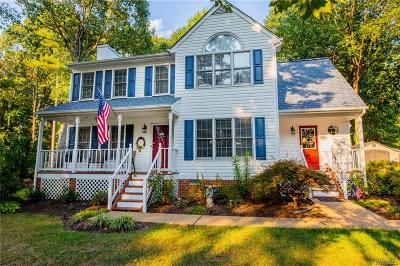 Midlothian Single Family Home For Sale: 8207 Preakness Court