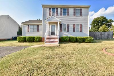 Chesterfield Single Family Home For Sale: 7200 Andersons Forge Court