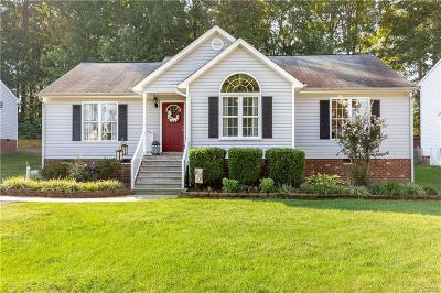 Chesterfield Single Family Home For Sale: 15213 Winding Ash Drive