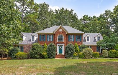 Chesterfield Single Family Home For Sale: 11219 Walkmill Reach Trail