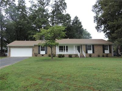 Chesterfield Single Family Home For Sale: 5230 Verlinda Drive